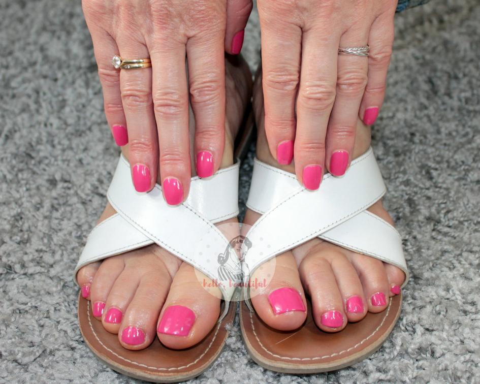 rose-summer-matching-nails
