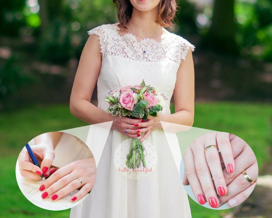 red-wedding-nails-bride