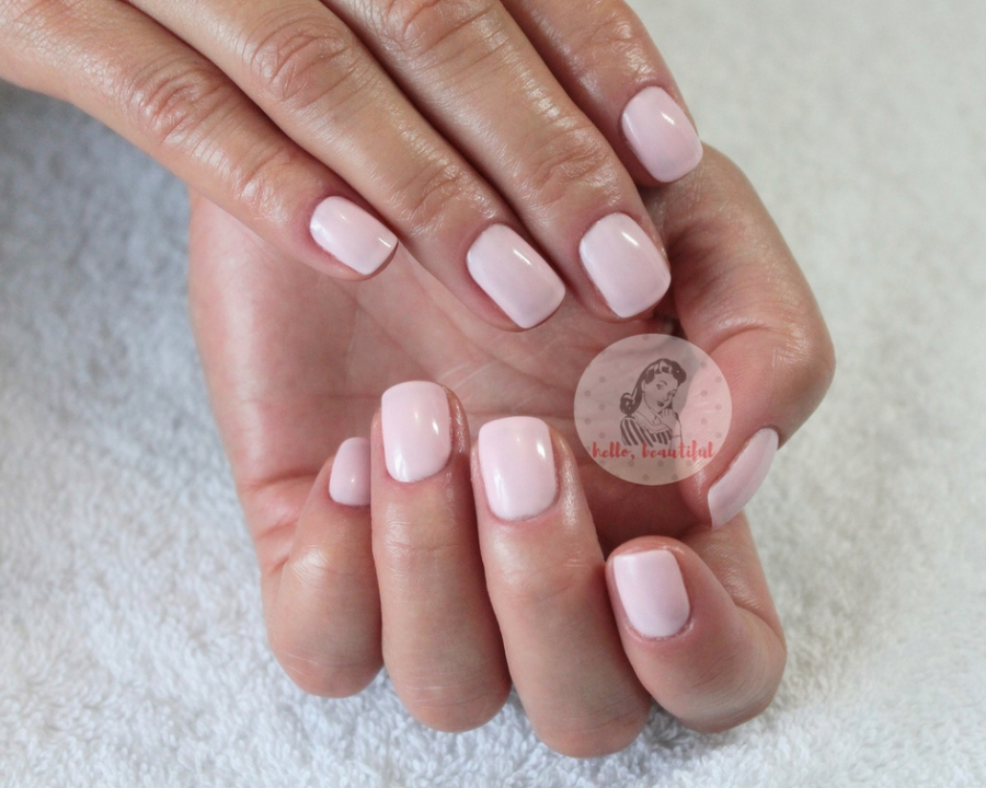 nude rose manicure nhs staff
