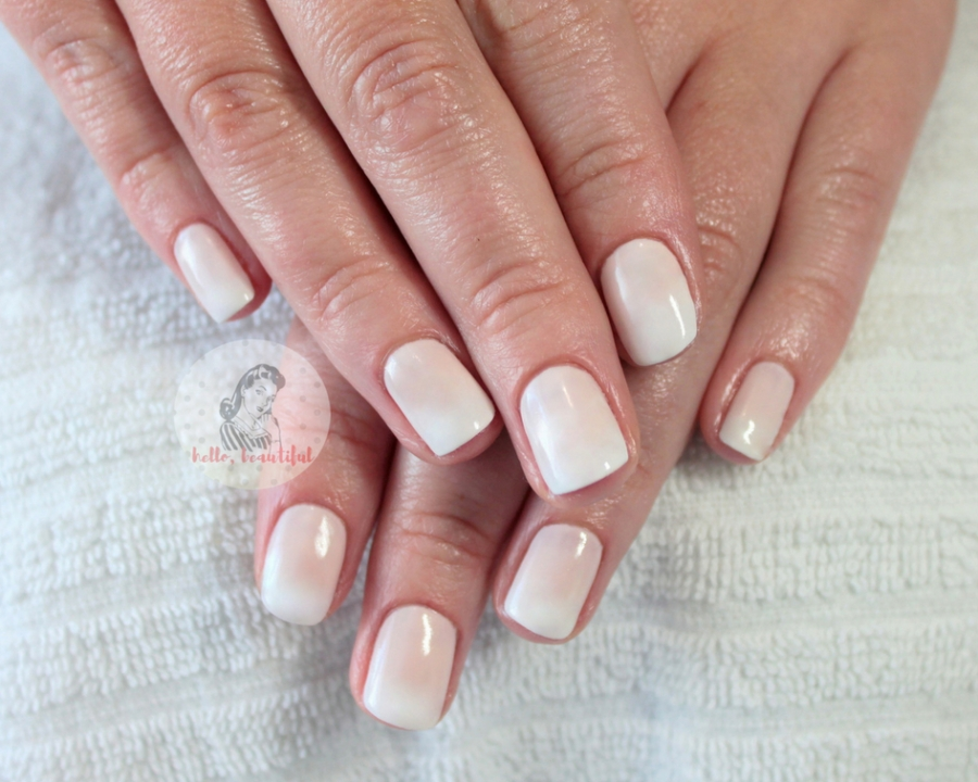 manicure for competition winner