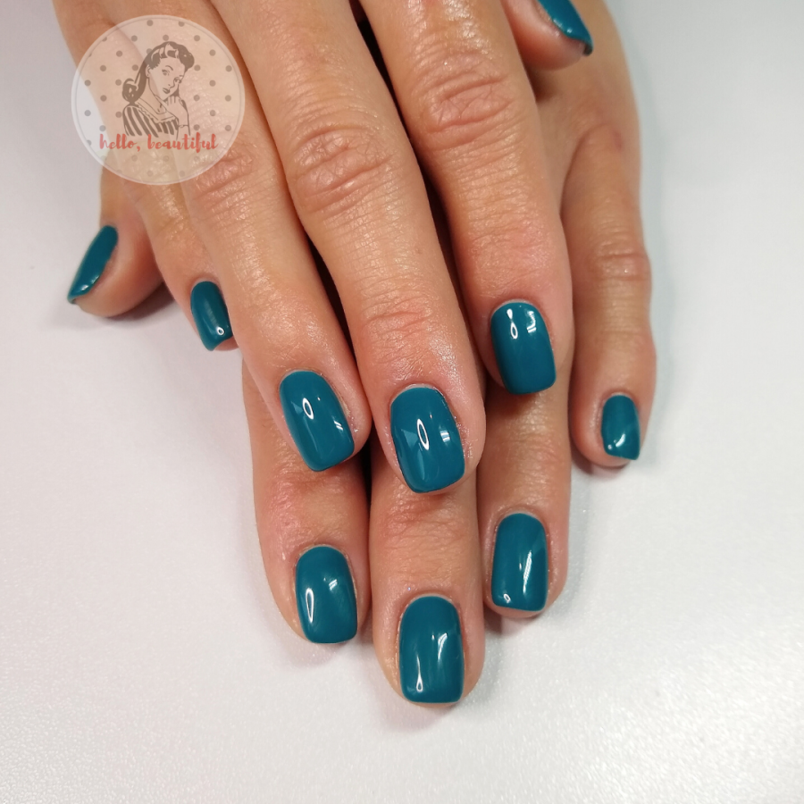 pacific blue nails