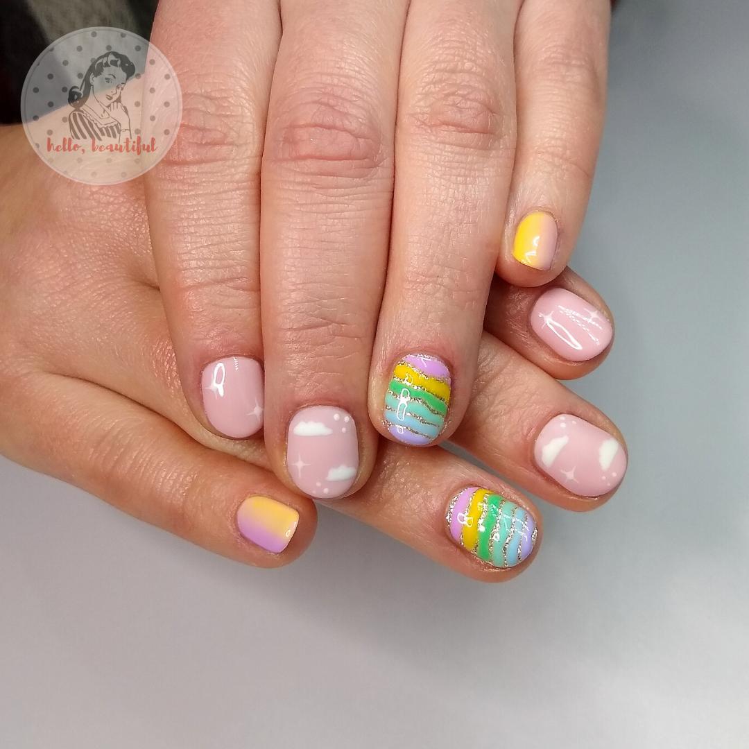 unicorn nails(1)